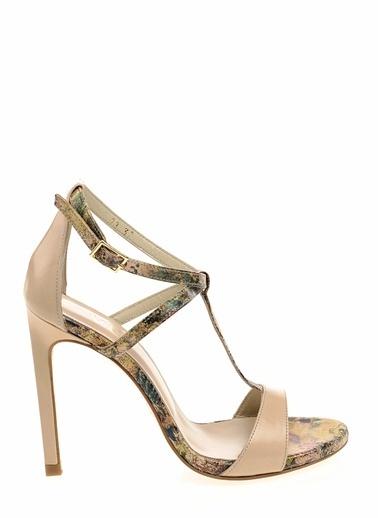 Ves %100 Deri Klasik Ayakkabı Bej